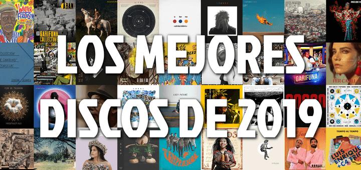 Lista de los mejores discos de 2019
