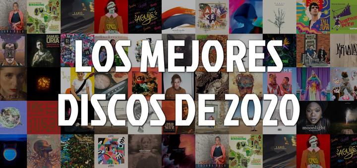 Lista de los mejores discos de 2020
