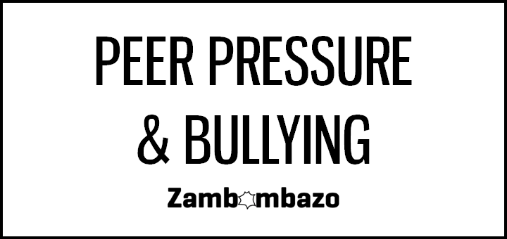 Peer Pressure Amp Bullying