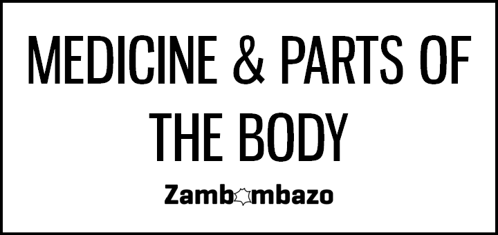 Medicine & Parts of the Body