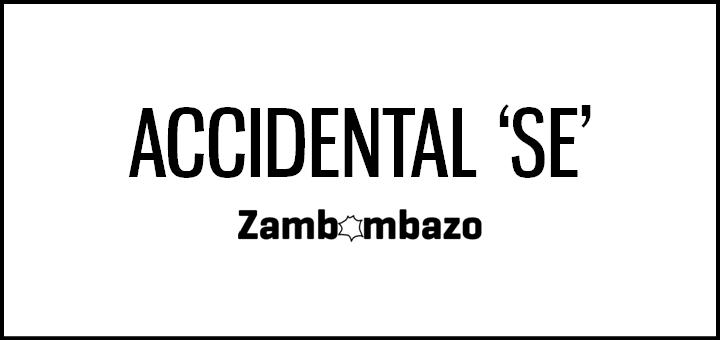 Accidental 'se'