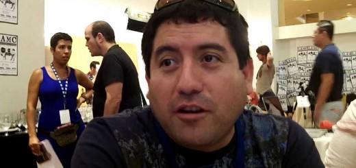 LAMC 2013: Alex Muñoz: Entrevista