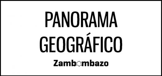 Panorama geográfico