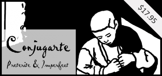Conjugarte: Spanish Preterite and Imperfect