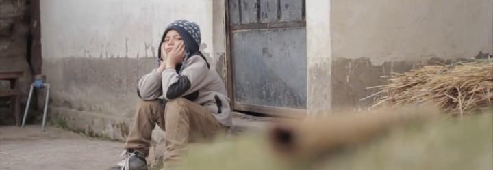 Un niño ve una flauta y se le ocurre una idea