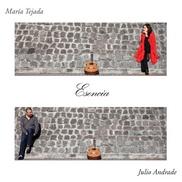 """Esencia María Tejada, Julio Andrade Ecuador """"El capariche"""" • coqueteo y armonía entre la linda voz solista y la guitarra quiteña"""
