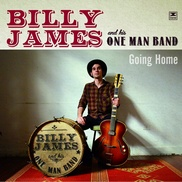 "Going Home Billy James & his One Man Band Uruguay ""Highway 51"" • delta blues bien rockero • excelente guitarra slide • ¡Billy toca todo la vez en vivo!"