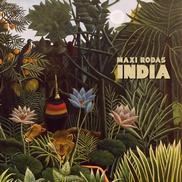 """India EP Maxi Rodas Argentina """"India"""" • canciones paraguayas interpretadas con respeto, hermandad y cariño"""
