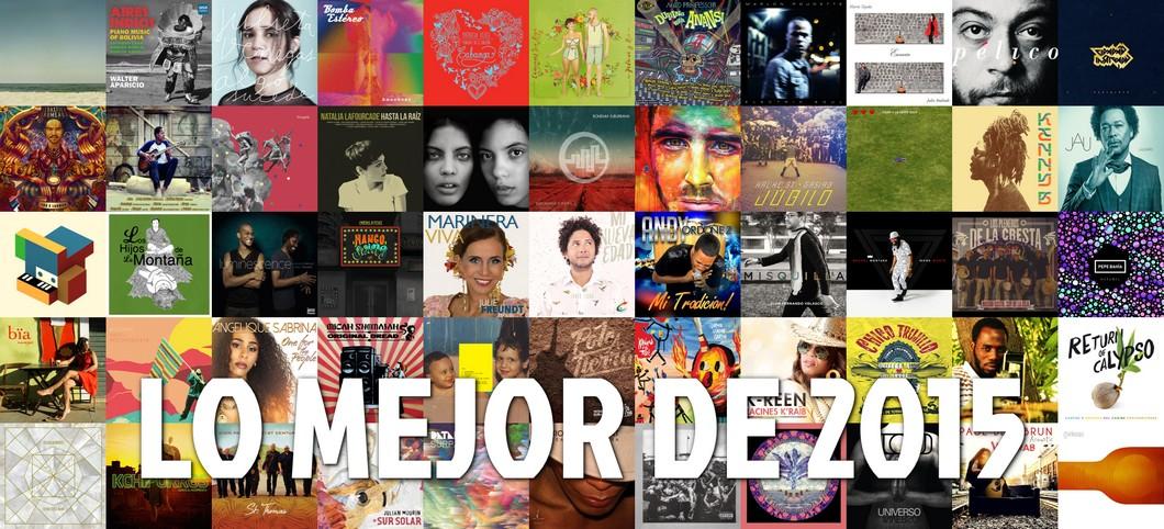 Los mejores discos de las Américas 2015