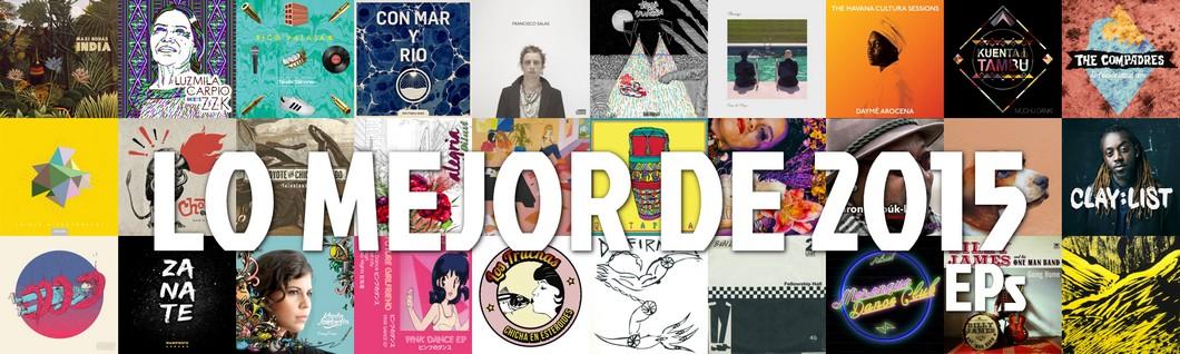 Los mejores EPs de 2015