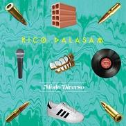 """Modo diverso EP Rico Dalasam Brasil """"Aceite-C"""" • hip hop bailable • rompe con los estereotipos musicales y estéticos"""