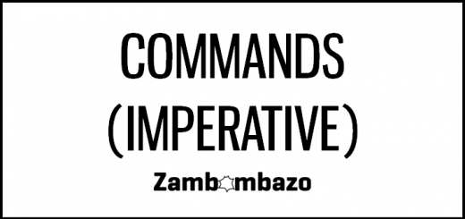 Commands (Imperative)