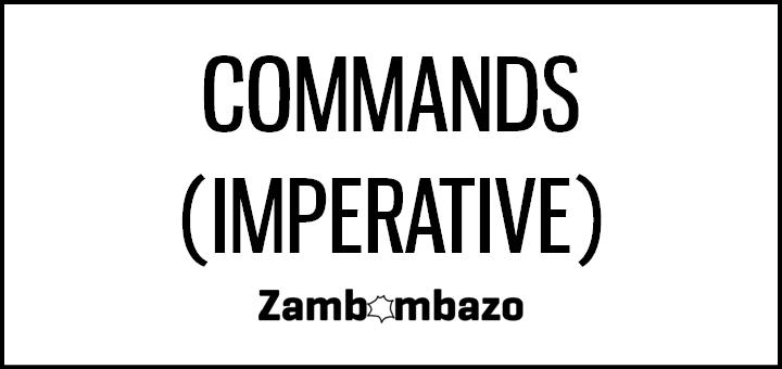 Commands (Imperative)