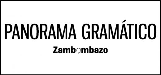 Panorama gramático
