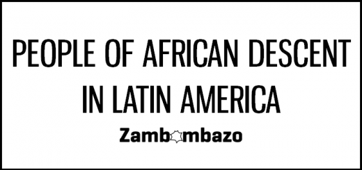 People of African Descent in Latin America