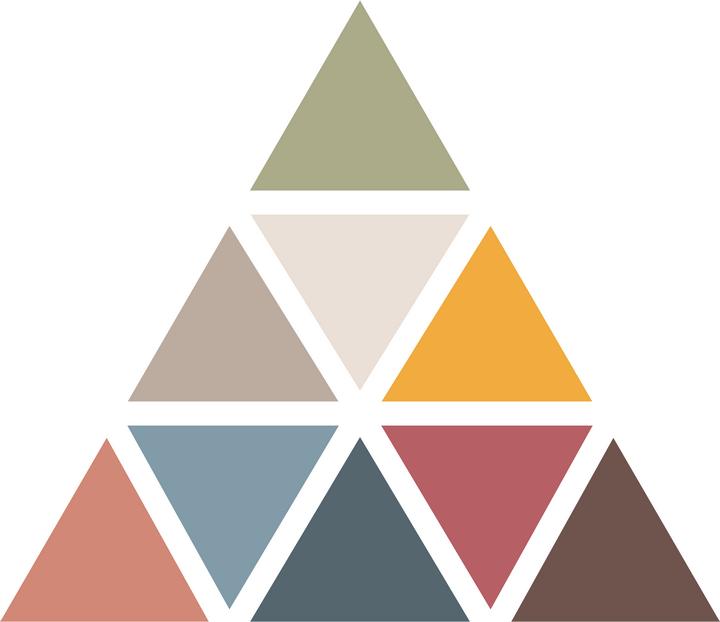 Comex Trends 16: Raíz: Paleta de colores