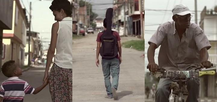 """""""Cada persona representa una parte del caminante que somos"""""""
