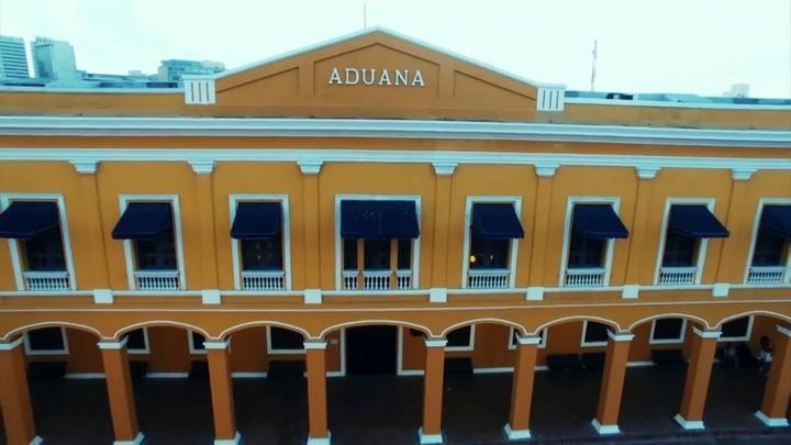 El Complejo Cultural de la Antigua Aduana