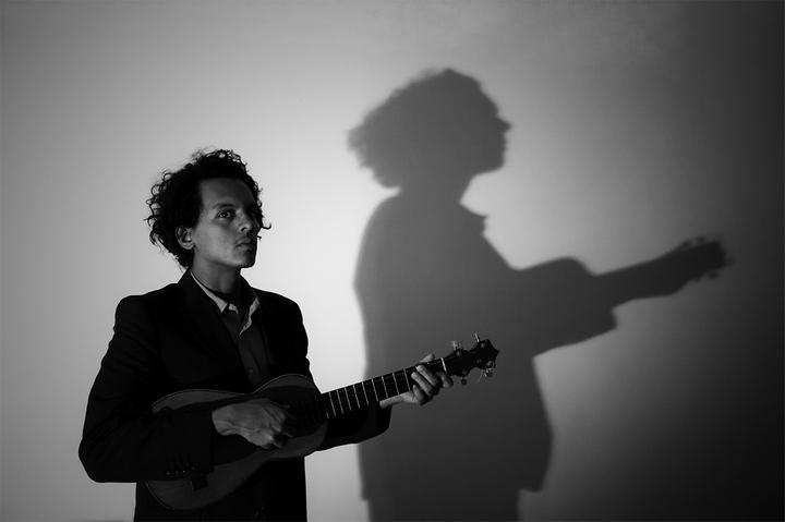 Augusto Bracho (Foto tomada por Vanessa Alcaíno Pizani)