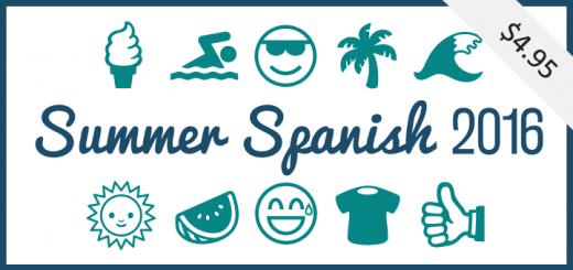 Summer Spanish 2016