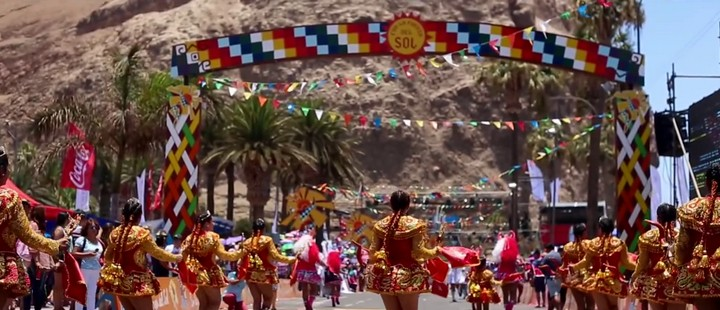 """""""El Carnaval con la Fuerza del Sol... provoca en los ciudadanos la identificación con las raíces andinas"""""""