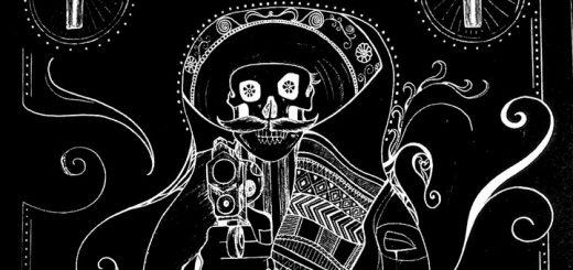 Mariachi Ghost - Rider