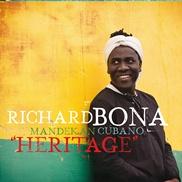 """Heritage Richard Bona & Mandekan Cubano Camerún, Cuba """"Kivu"""" Une la herencia musical de África y Cuba con poliritmos y jazz"""