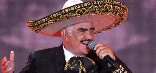Vicente Fernández - Ojalá que te vaya bonito