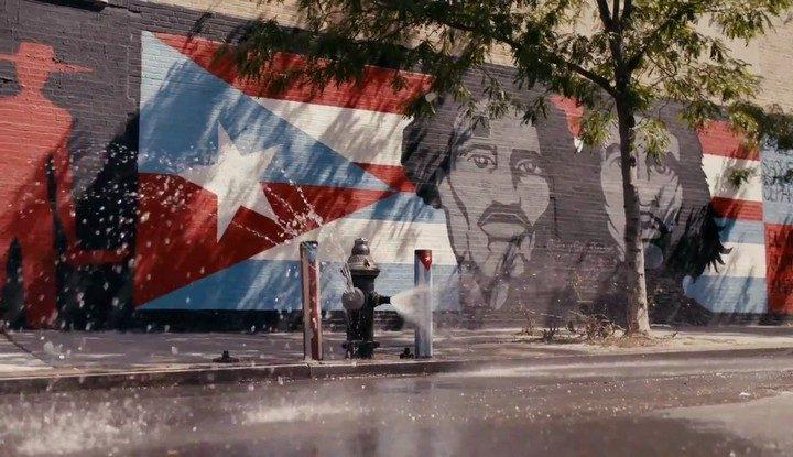 Albizu Campos y Che Guevara (Mural Dos alas)