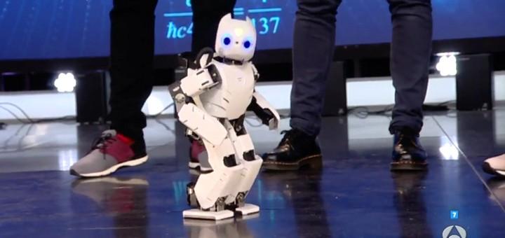Billetes: ¿Qué puede hacer este robot?