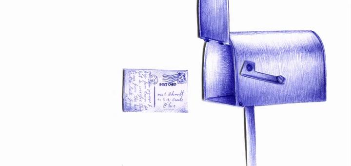 Un postal