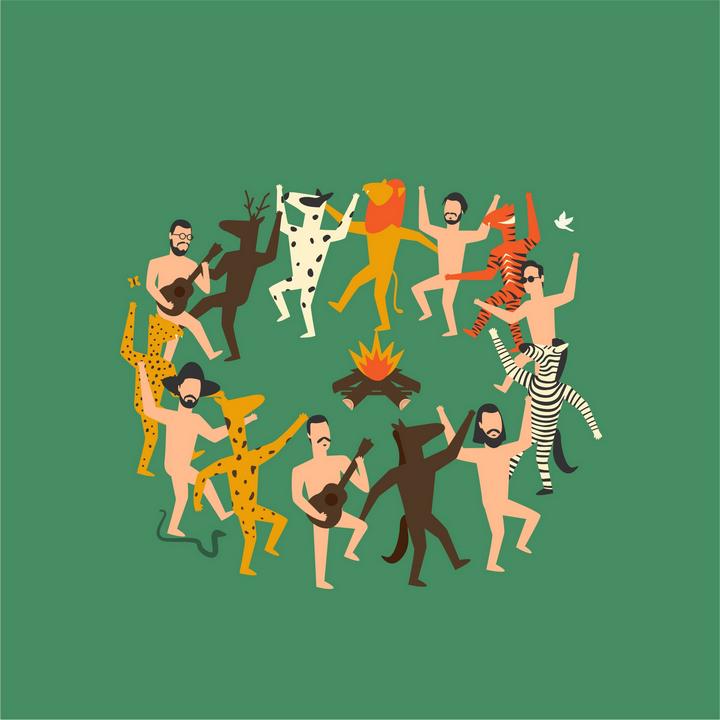 """""""Todas las especies bienvenidas a bailar en círculo"""""""