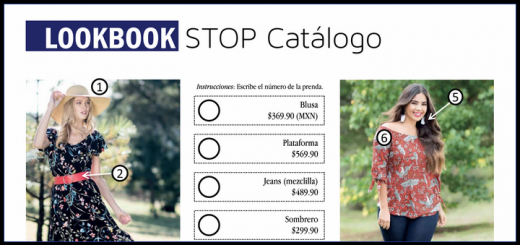 Lookbook: STOP Catálogo