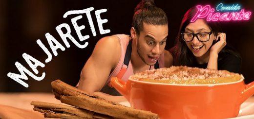 Majarete de coco | Comida Picante