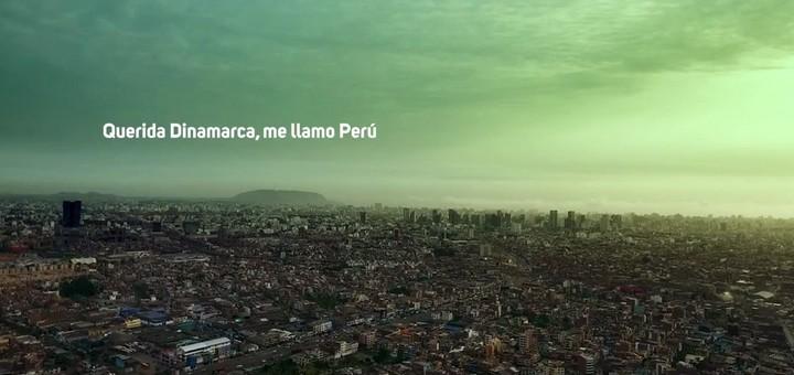 Querida Dinamarca, me llamo Perú