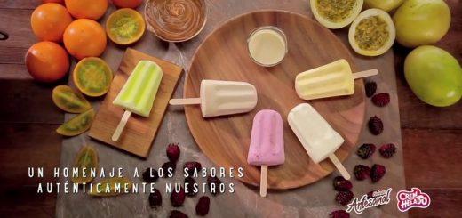 Crem Helado Artesanal: Los sabores auténticamente nuestros