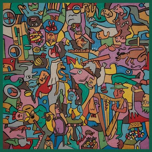 Augusto Bracho - Mercado de los Corotos