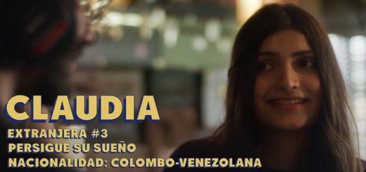 Claudia Prieto - Extranjera