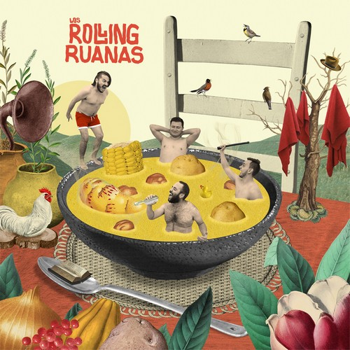 Los Rolling Ruanas - Sangre caliente