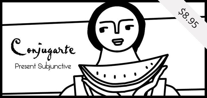 Conjugarte: Present Subjunctive
