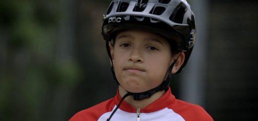 José Daniel y el Bike Trial