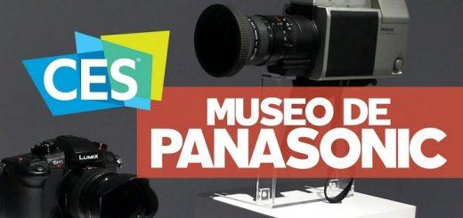 Tecnología antigua vs. tecnología nueva (Museo de Panasonic)