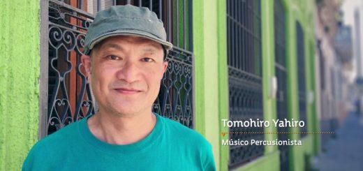 Tomohiro Yahiro: Encuentro de dos culturas orientales