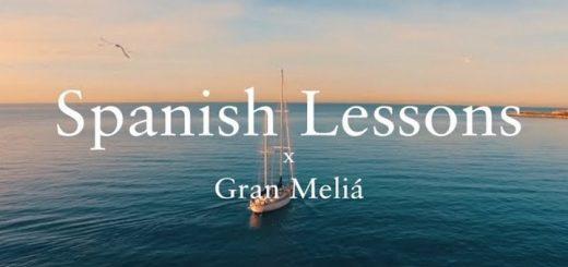 Gran Meliá: Spanish Lessons