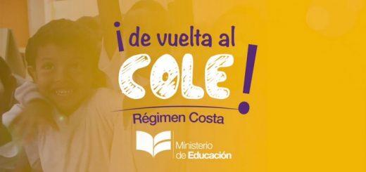 Ministerio de Educación del Ecuador: Tu primer día de clases