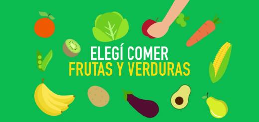 Consejos para pasar un verano saludable: Elegí comer frutas y verduras