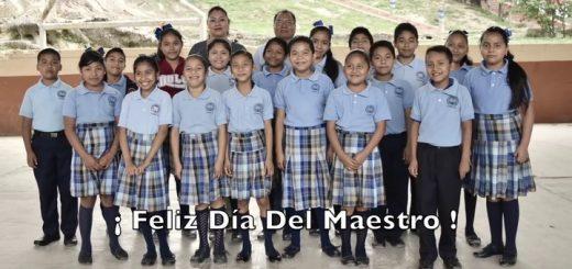 ¡Feliz Día del Maestro! (Los Yolpakis - Maestro)