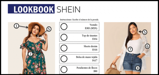 Lookbook: SHEIN Verano 2019