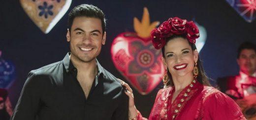 Natalia Jiménez, Carlos Rivera - El destino