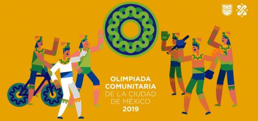 Olimpiada Comunitaria de la Ciudad de México 2019